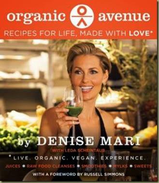 Organic Avenue cover