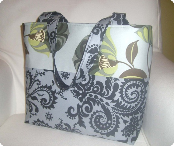 nigella bag two prints