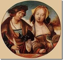 Cornelis_Engebrechtsz._-_St_Cecilia_and_her_Fiancé_-_WGA7517