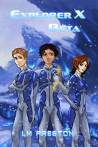 Explorer X: Beta Cover