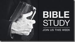 Bible Study hand
