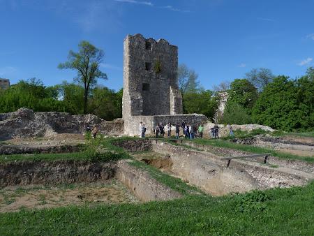 Obiective istorice: Cetatea Severinului
