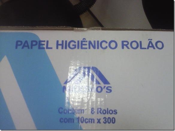 AA - Rótulo - Papelo Higiênico Rolão 2