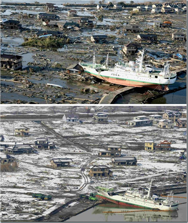 Tsunami  One year later Photos   Tsunami  One year later Pictures - Yahoo! News-134954