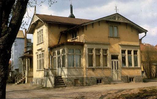 Gillbergska barnhemmet 1964