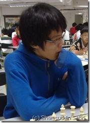 Lim Zhuo Ren, MAS