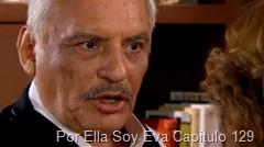 Por Ella Soy Eva Capitulo 129