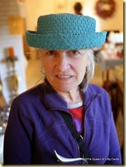 Vintage Capezio hat
