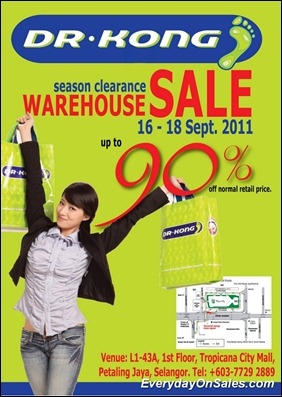 Dr-Kong-Warehouse-Sale-2011-EverydayOnSales-Warehouse-Sale-Promotion-Deal-Discount