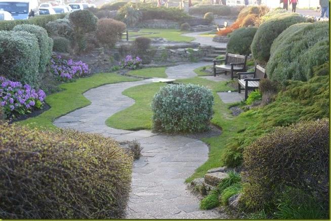Cromer sunken gardens