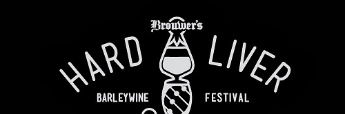 image sourced from Brouwer's Cafe's Hard Liver Barleywine Festival