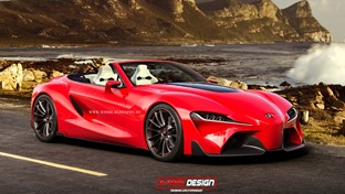 Toyota FT-1 Open Concept2