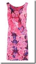 Roberto Cavalli Silk Floral Dress