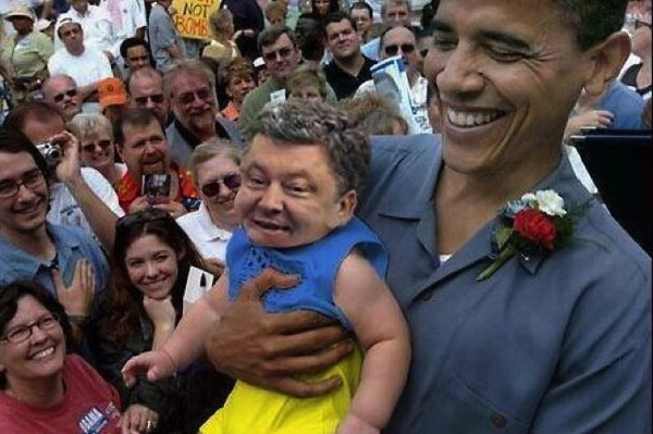 CC Photo Google Image Search Source is cs618731 vk me  Subject is obama and baby porky