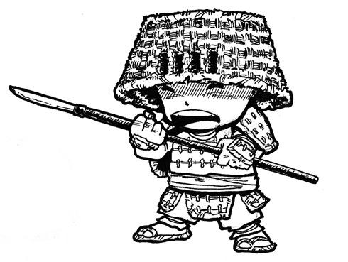 Samukoke del Clan del Bosque