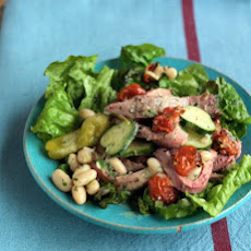 Lamb and White Bean Salad
