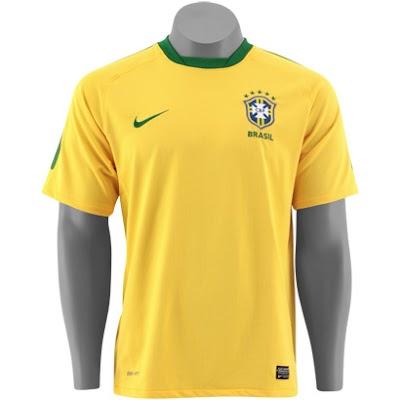 Camisa Oficial do Brasil, Preço, Onde Comprar