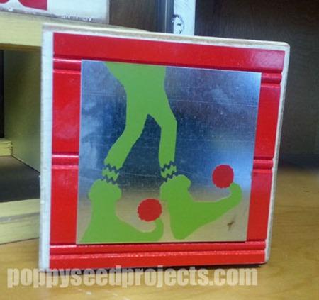 Elf-Bead-Board-Block