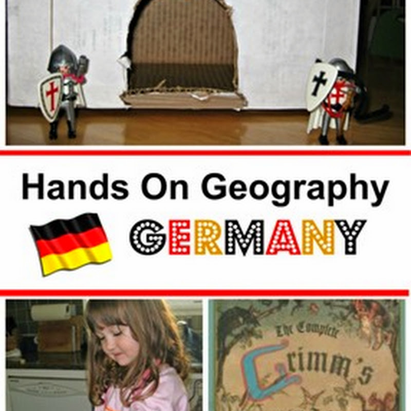 Hands On Geography - Germany