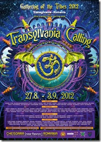 Transylvania Calling 2012-Space Tribe