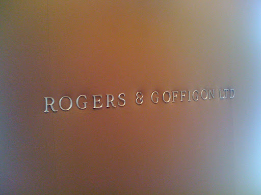 Rogers & Goffigon - a study in sophistication.