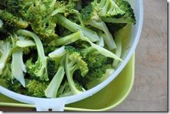Broccoli tofu 1