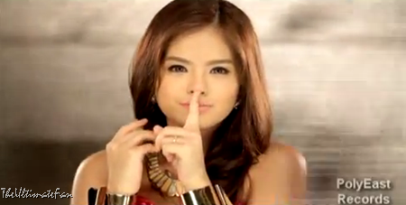 Bea Binene in Urong Sulong music video