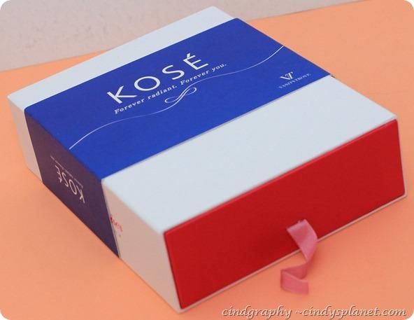Vanity Trove Kose1