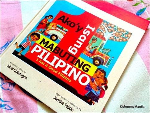 """""""Ako'y Isang Mabuting Pilipino"""" Book Launch"""