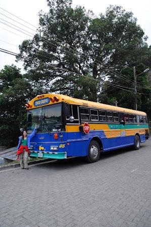 Obiective turistice Costa Rica: Autostopul din Samara