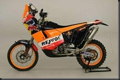 KTM LC4 690 Rally Replica  2