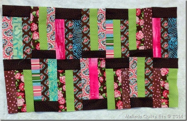 0314 Jelly Roll Quilt