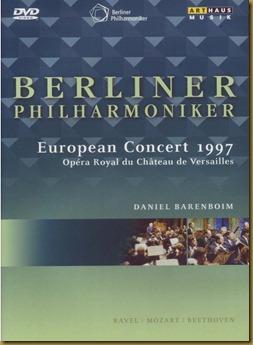 Barenboim Versalles DVD