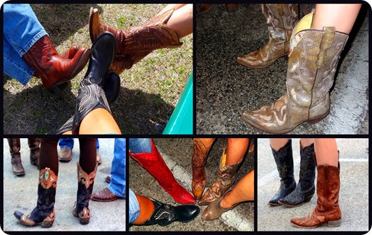 boots at cookoff