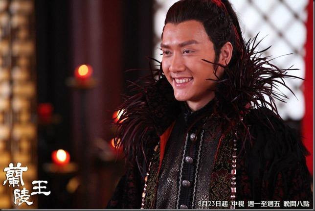 蘭陵王-馮紹峰