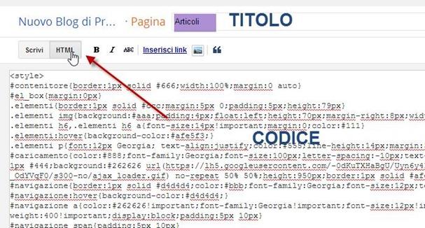codice-pagina-statica-sitemap