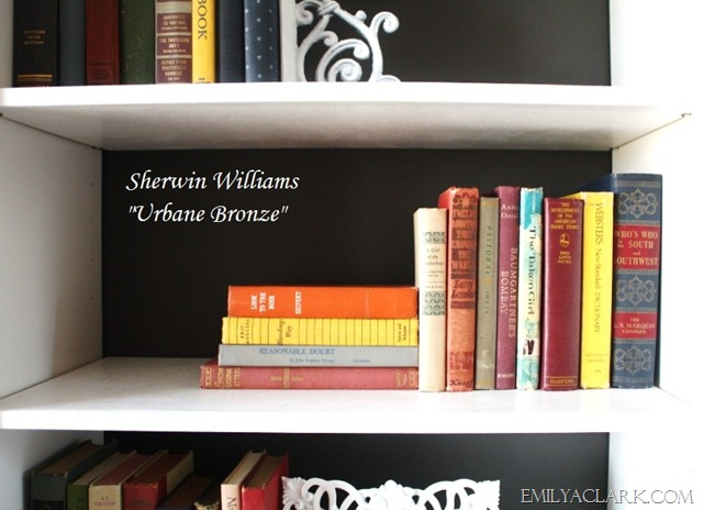 home office bookshelves