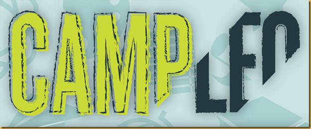 camp leo logo