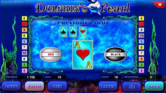 dolphins pearl casino game 2