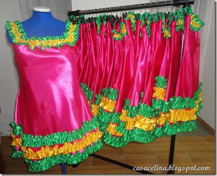 marchas 2012 vestidos