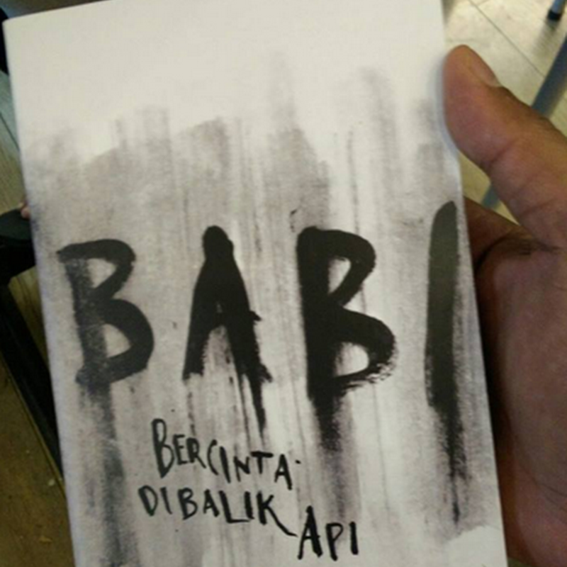 Novel : BABI atau BAB1 ?