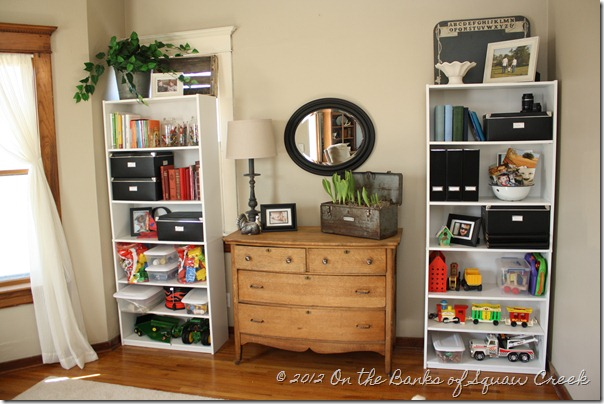 bookcases for toy storage