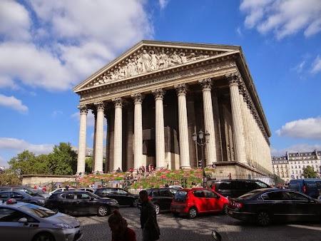 Obiective turistice Franta:. Biserica Madeleine