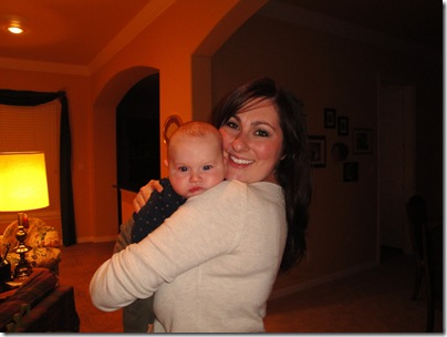 1.  Knox and Mommy