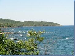 7860 Ontario Trans-Canada Hwy 17 - Lake Superior scenic overlook