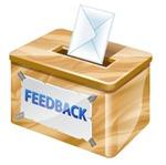 feedback-white