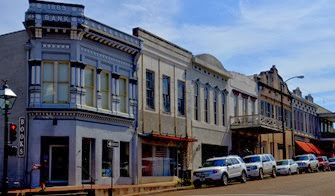 downtown Natchez