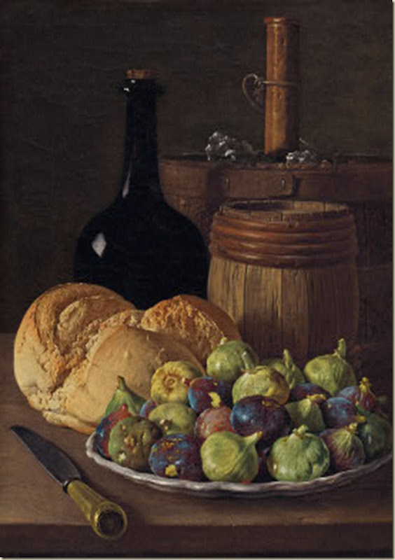 Melendez, Nature morte