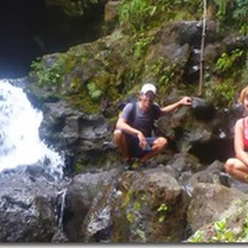 Tahiti Hike: Lavatubes