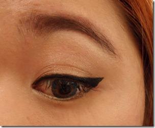 Priscilla Laneige Beautiful Blogger Challenge Eyeliner